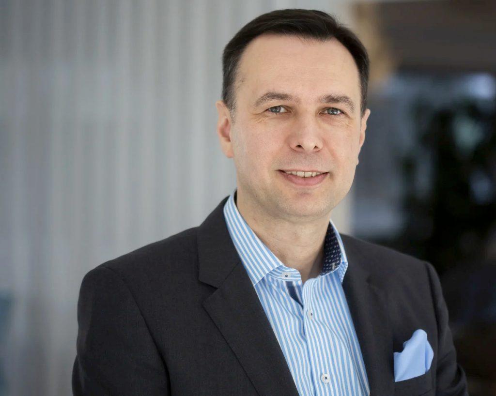Vatroslav Mateljic, vd Takeda Sverige, Pharma Industry